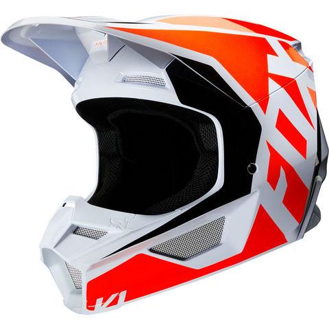 Casco Fox V1 Prix Naranja T/M