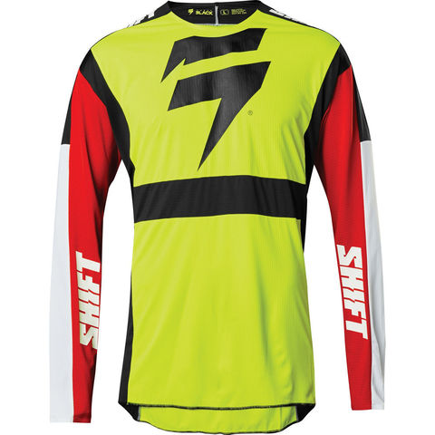 JERSEY SHIFT 3LACK  LABEL RACE TALLA L