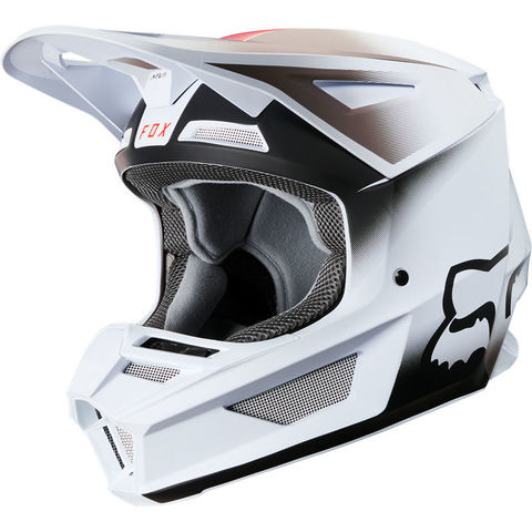 Casco Fox V2 Vlar Blanco T/M