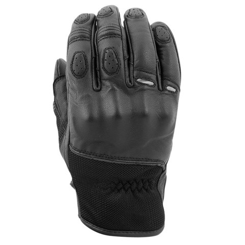 GUANTE JOE ROCKET REACTOR LEATHER NEGRO T/M