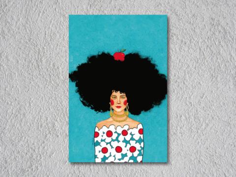 Afro Manzana