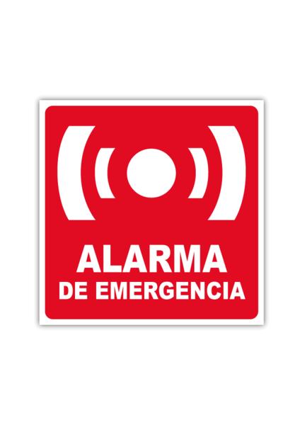 Alarma de Emergencia