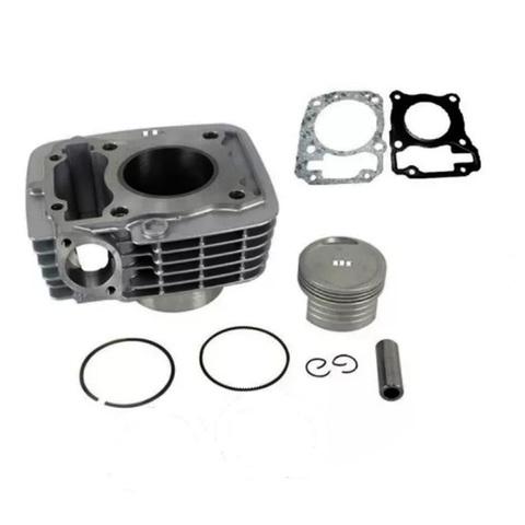 Kit De Cilindro Para Honda Gl150 Cargo / nxr150 Bros / xr150l