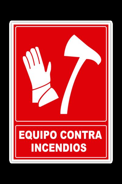 Equipo Contra Incendios