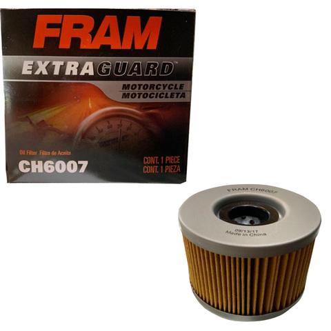 FILTRO DE ACEITE FRAM EXTRA GUARD CH6007