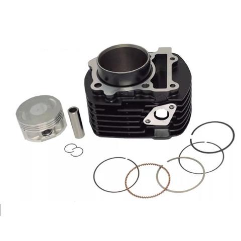 Kit De Cilindro Con Piston Alta Calidad / Yamaha Fz16