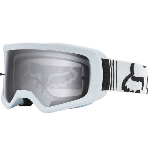 GOGGLE FOX MAIN RACE BLANCO