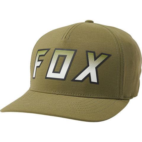 GORRA FOX HIGHTAIL IT FLEXFIT HAT TALLA S/M VERDE