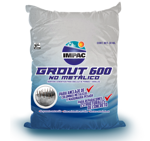 IMPAC GROUT 600