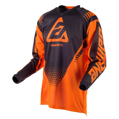 JERSEY ANSWER SYNCRON DRIFT YOUTH/NIÑO NARANJA T/M