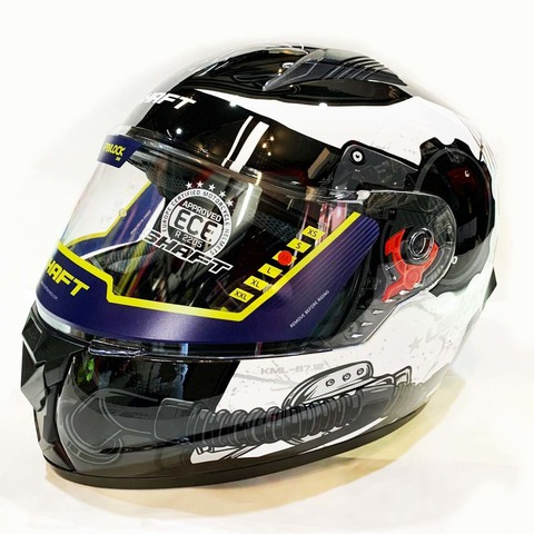 CASCO SHAFT 581 INTEGRAL JETFIGHTER TALLA M