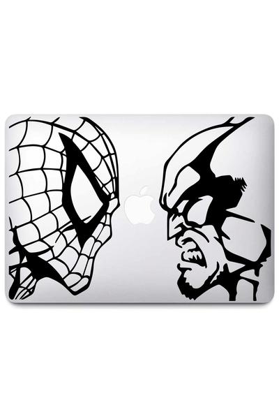 LAP-Spiderman vs wolverine