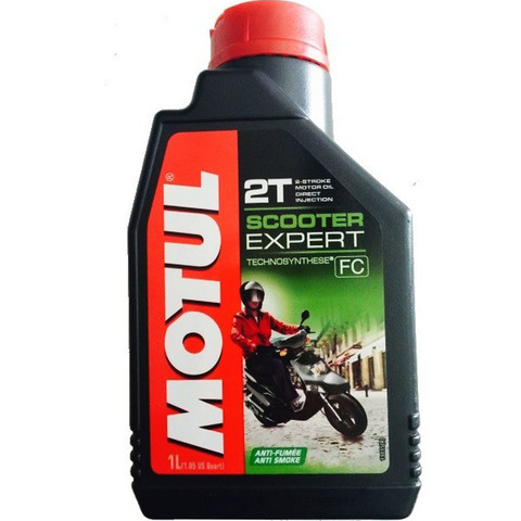 ACEITE MOTUL 2T SCOOTER EXPERT