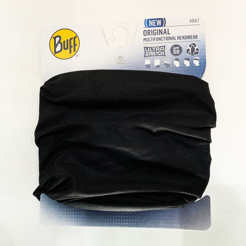 ORIGINAL BUFF SOLID BLACK
