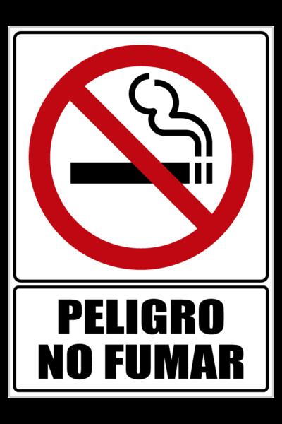 Peligro No Fumar