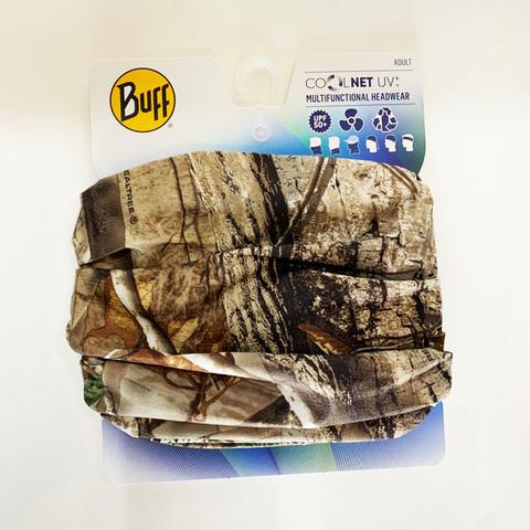 ORIGINAL BUFF REALTREE COOLNET UV+ AP
