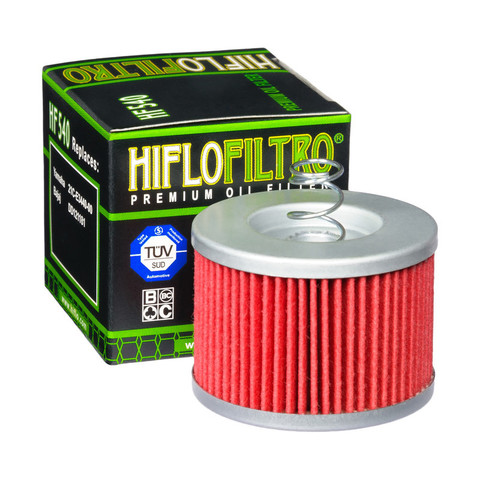 FILTRO DE ACEITE HIFLOFILTRO HF14 RACING PREMIUM OIL FILTER