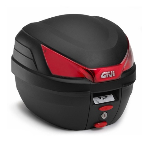 Maletero Top Case Givi 27lts Con Base B27n