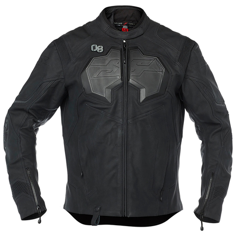 CHAMARRA SPEED AND STRENGTH EXILE JKT CHAR NEGRO TALLA L