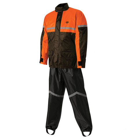 IMPERMEABLE NELSON RIGG WP-6000 NARANJA T/S
