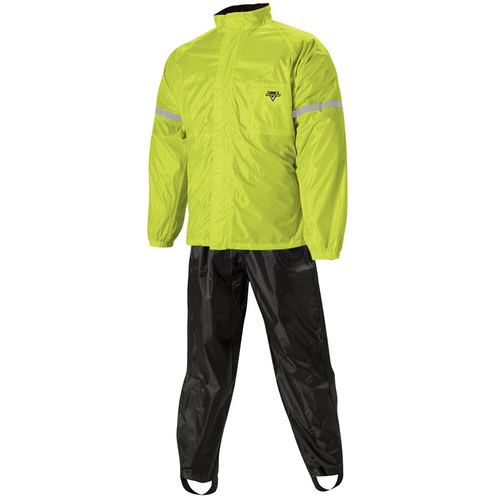 IMPERMEABLE NELSON RIGG WP-8000 AMARILLO FLU T/XL