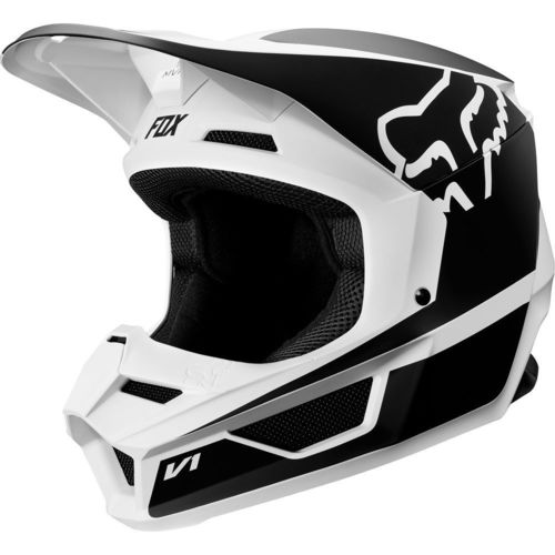 CASCO FOX V1 PRZM BLANCO T/M