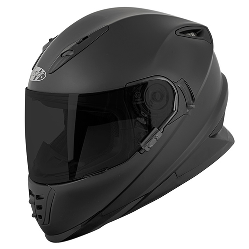 CASCO JOE ROCKET RKT 13 SERIES SOLID NEGRO MATE T/M