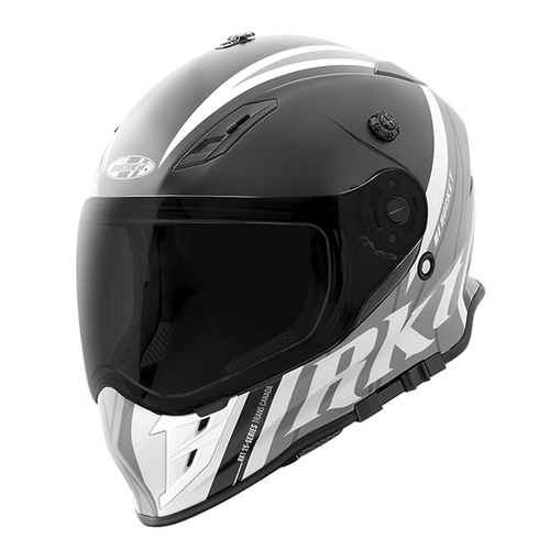 CASCO JOE ROCKET RKT 25 SERIES TRI SPORT GRIS / BLANCO T/S