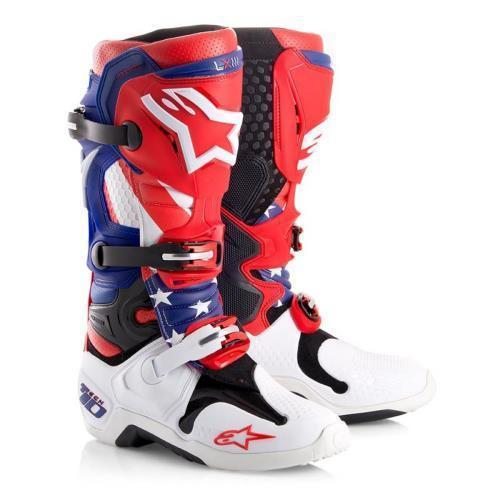 Botas Alpinestars Tech 10 Nation Le 27CM 9USA