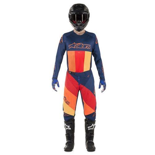 Kit Jersey Pant Alpinestars Techstar Venom Ro Nar Mx19 32-M