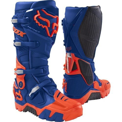 BOTA FOX INSTINCT OFF ROAD AZUL 26.5 CM 9 US