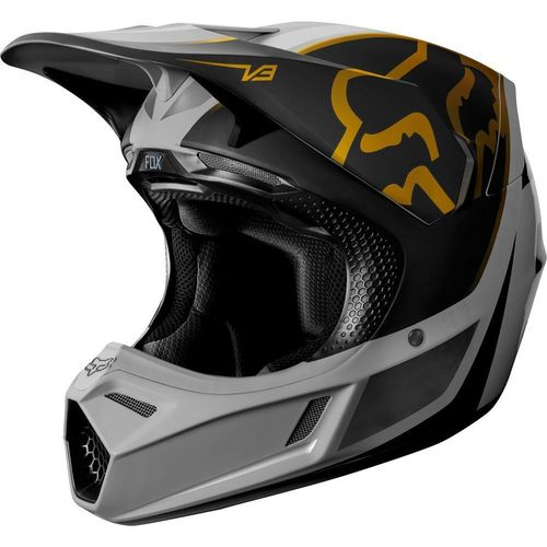 CASCO FOX V3 KILA GRIS T/L