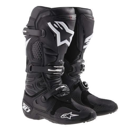 Botas Alpinestars Tech 10 Negro 27, 27.5 9 USA