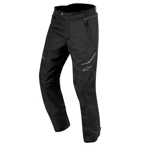 Pantalón Moto Turismo Alpinestars Ast-1 Waterproof Negro M