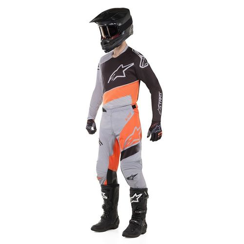 Kit Jersey Pant Alpinestars Racer Supermatic Nar Mx19 32-M