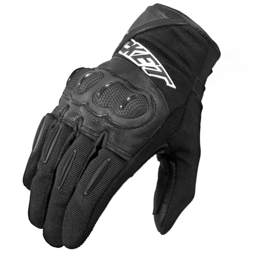 GUANTE JOE ROCKET SUPER MOTO NEGRO T/2XL