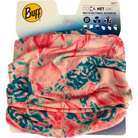 BUFF COOLNET UV + ZOA ROSE PINK