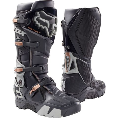 BOTA FOX INSTINCT OFF ROAD GRIS 26.5 CM 9 US