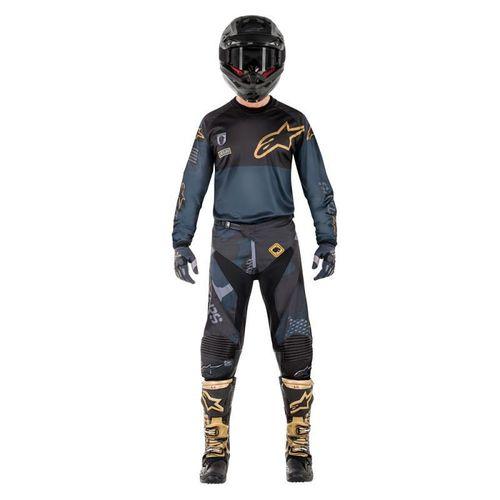 Kit Jersey Pant Alpinestars Racer 8 Aviator Ed Limit Mx19