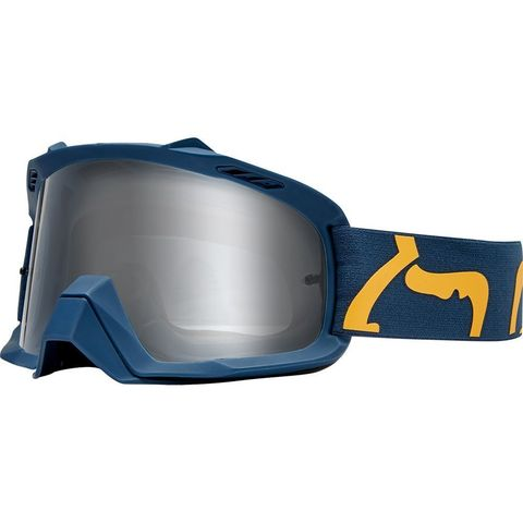 GOGGLE FOX AIR SPACE RACE AZUL