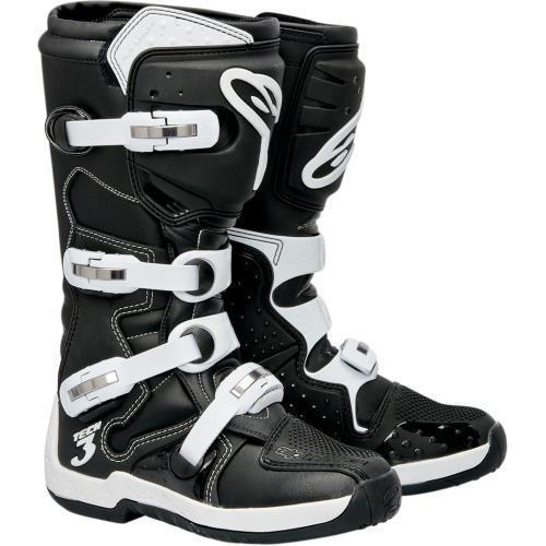 Botas Alpinestars Tech 3 Chrome 24, 24.5 6 USA