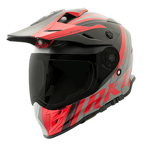 CASCO JOE ROCKET RKT 25 SERIES TRI SPORT ROJO  MATE T/S