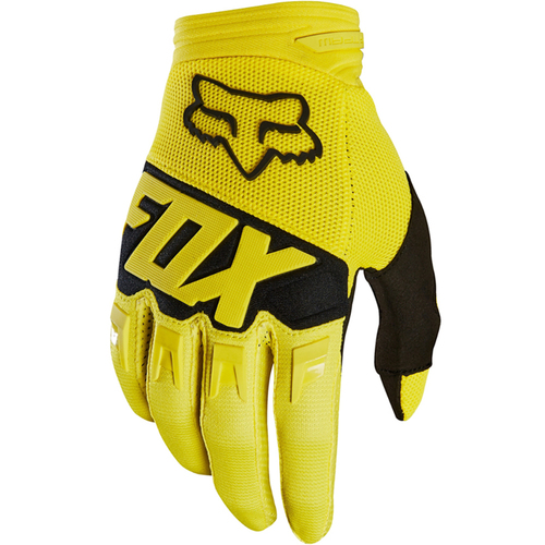 GUANTE FOX DIRTPAW AMARILLO T/XXL