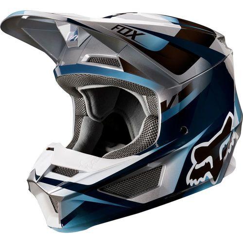CASCO FOX V1 MOTIF GRIS T/XL