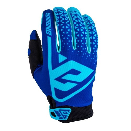 GUANTE ANSWER AR1 AZUL T/M