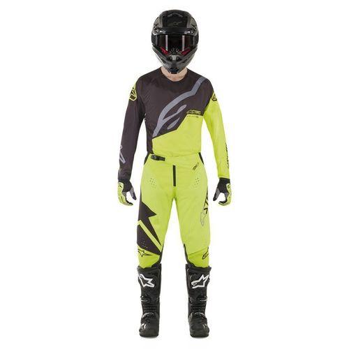 Kit Jersey Pant Alpinestars Techstar Factory Neon Mx19 32-M
