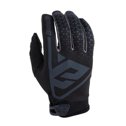 GUANTE ANSWER AR1 NEGRO/GRIS T/M