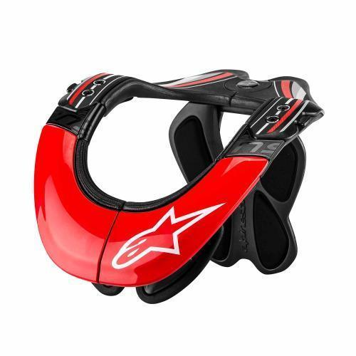 Protector Alpinestars Bns Tech Carbon Neck Support Protect XS/M