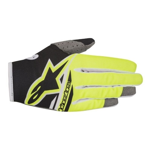 GUANTE ALPINESTARS RADAR FLIGHT NEGRO/FLUO T/L