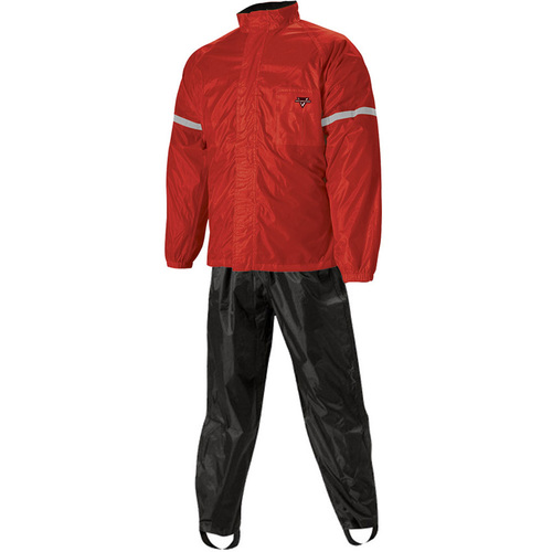 IMPERMEABLE NELSON RIGG WP-8000 ROJO T/L